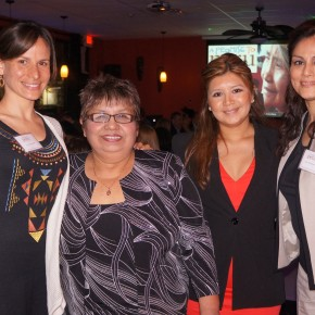 Thank you of attending our fundraiser dinner at La Candela