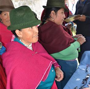 Day 3 in the Mountain town of Riobamba