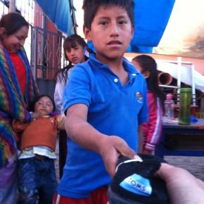 Photo Journal #4 – We're in Peru!