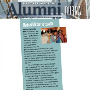 Upstate Medical School Alumni Journal