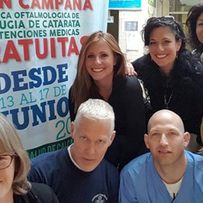 Cataract Surgical/Medical Mission June 2016, Calca, Sacred Valley, Peru