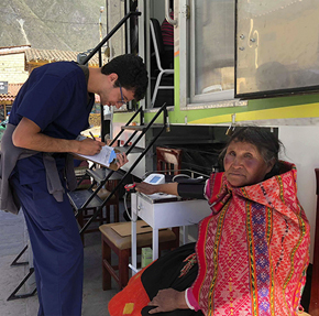 Medical Mission in Peru - 2018
