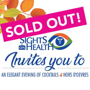 SOLD OUT! Please join us for a cocktail party!